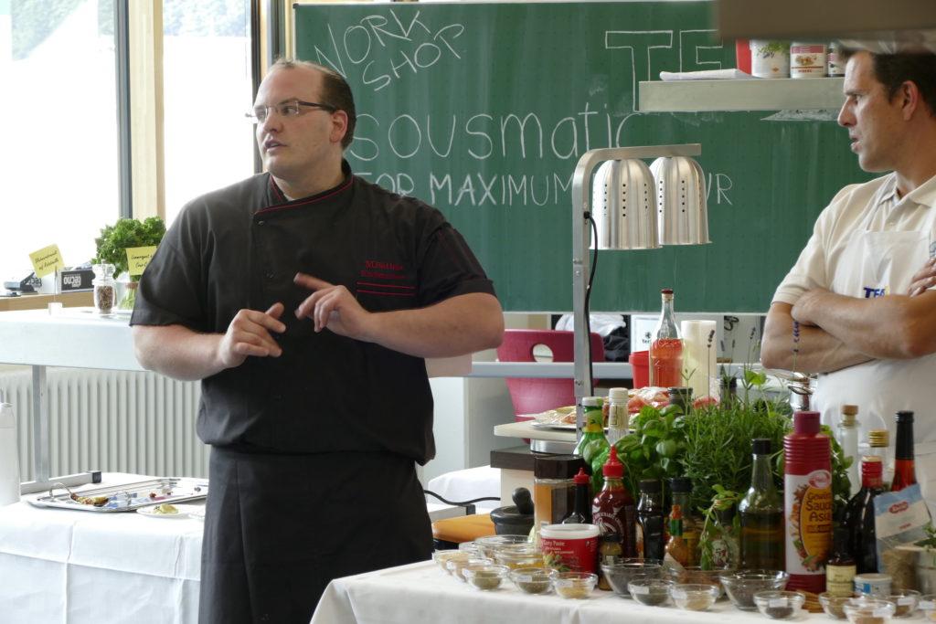 Sousmatic Workshop mit Michael Sättele